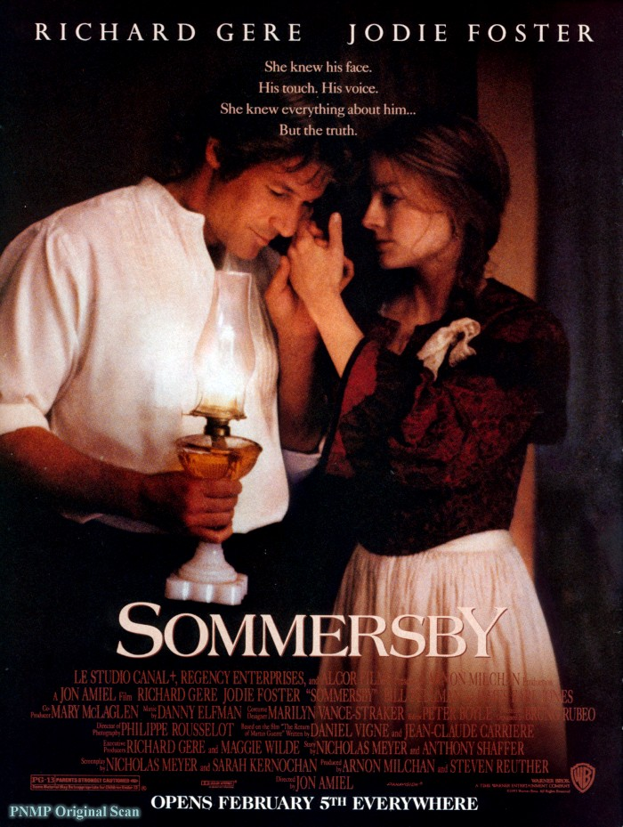 써머스비 (Sommersby, 1993)