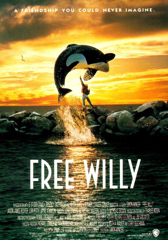프리 윌리 (Free Willy, 1994)