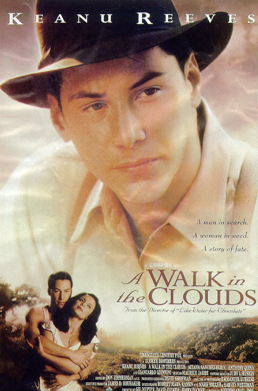 구름 속의 산책 (A Walk In The Clouds, 1995)