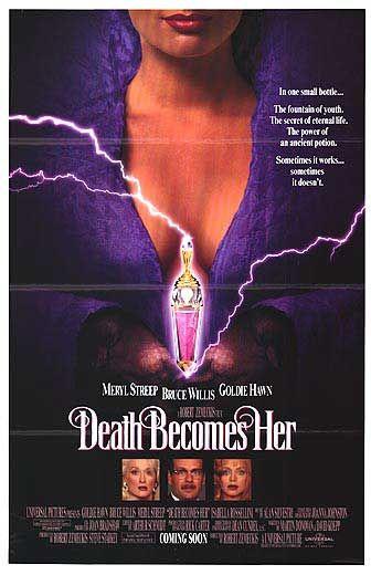 죽어야 사는 여자 (Death Becomes Her, 1992)