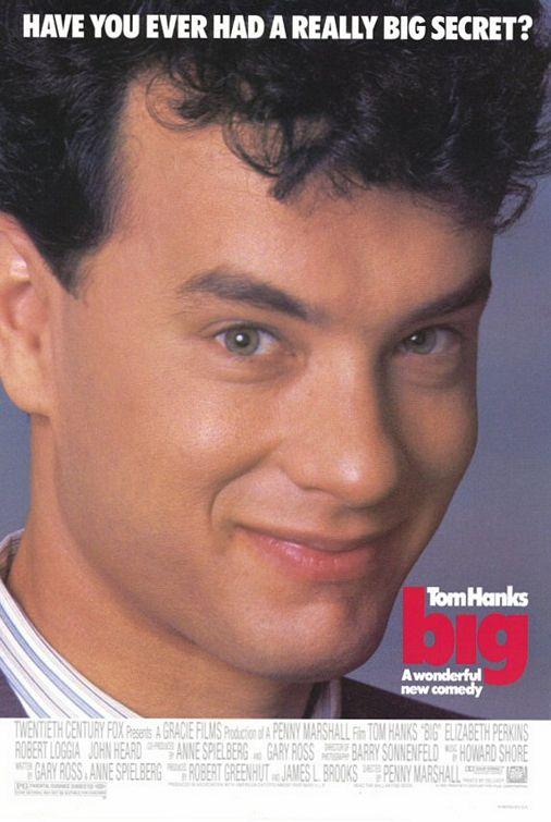 빅 (Big, 1989)