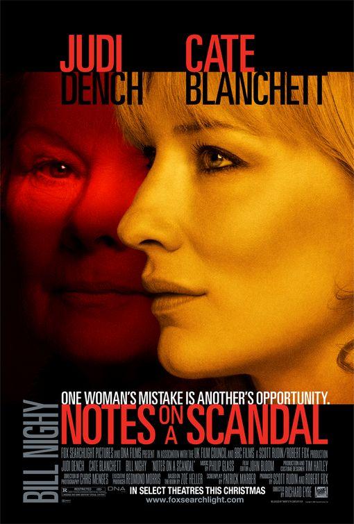 노트 온 스캔들 (Notes On A Scandal, 2006)