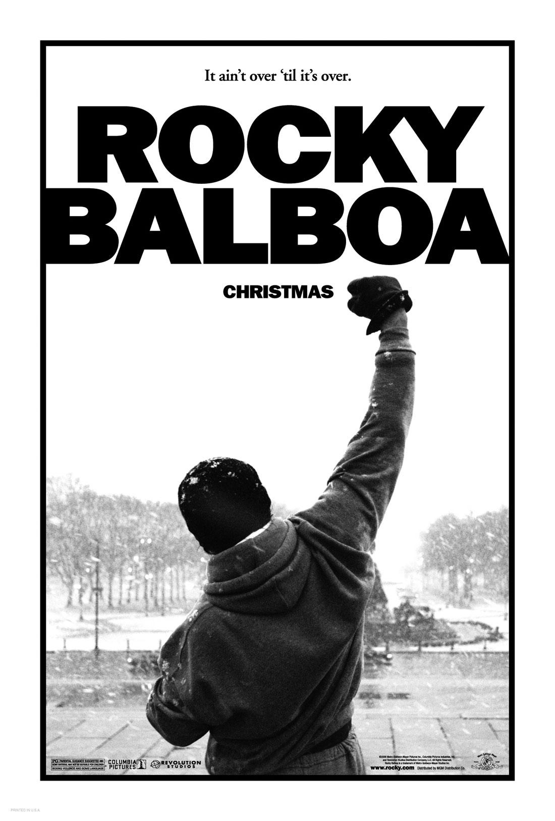 록키 발보아 (Rocky Balboa, 2007)