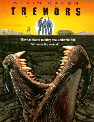 불가사리 1 (Tremors, 1990)