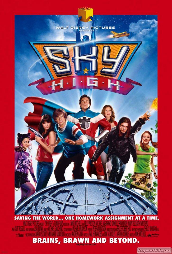 스카이 하이 (Sky High, 2005)
