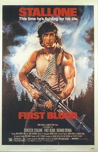 람보 1 (Rambo, 1982)