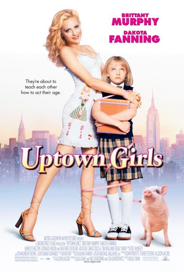 업타운 걸스 (Uptown Girls, 2003)