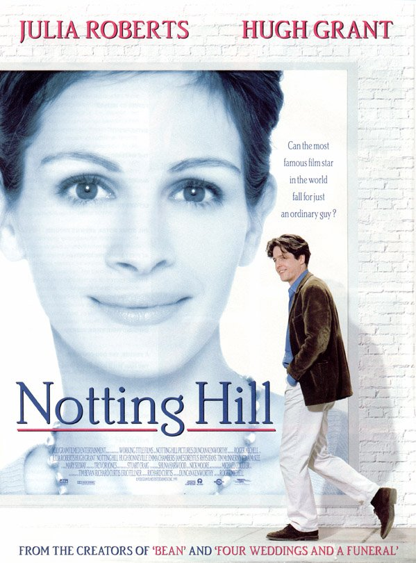 노팅 힐 (Notting Hill, 1999)