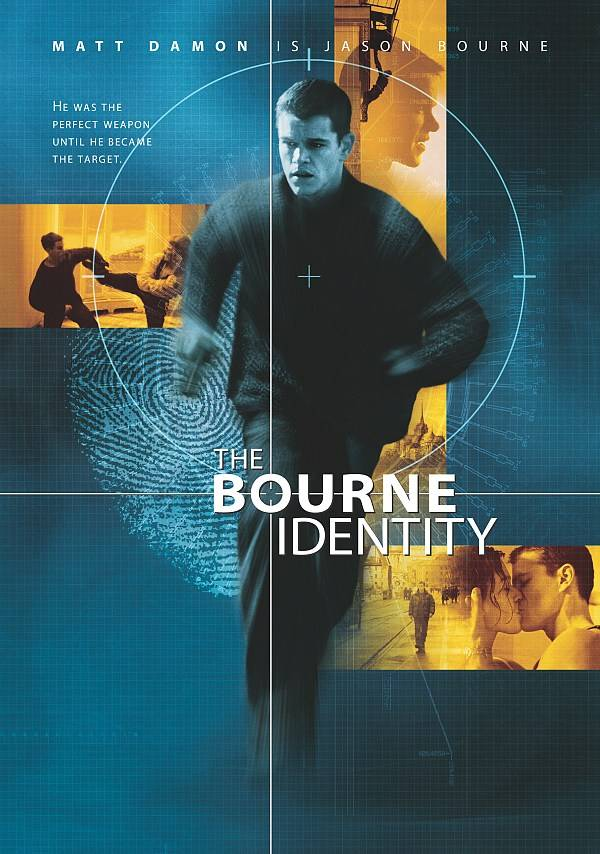본 아이덴티티 (The Bourne Identity, 2002)