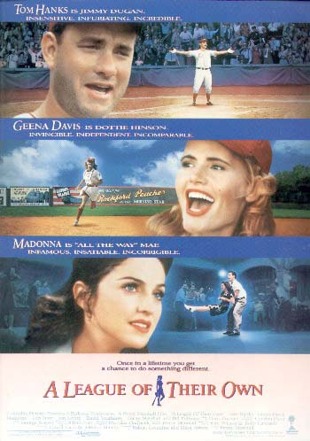 그들만의 리그 (A League Of Their Own, 1992)