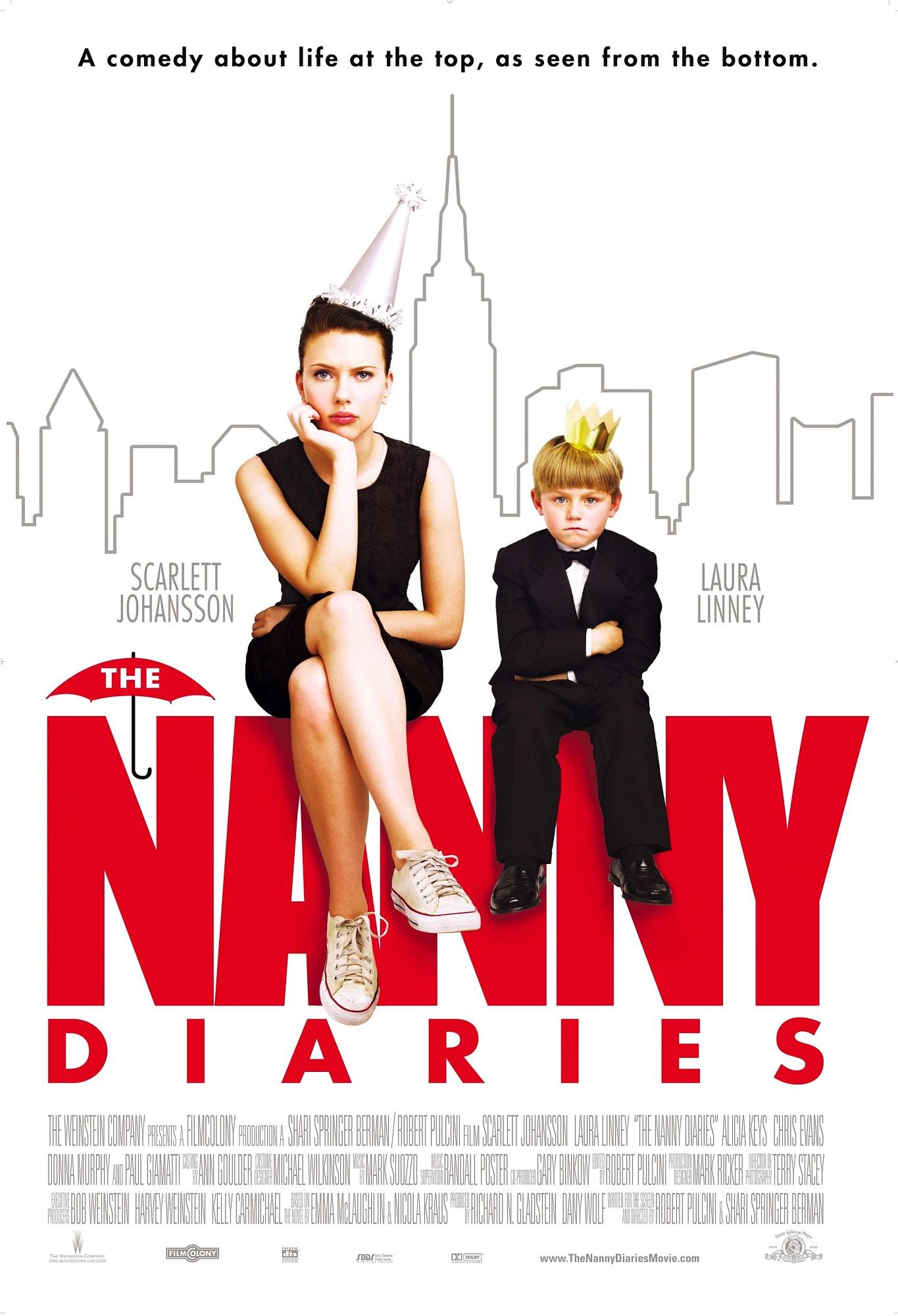내니 다이어리 (The Nanny Diaries, 2007)