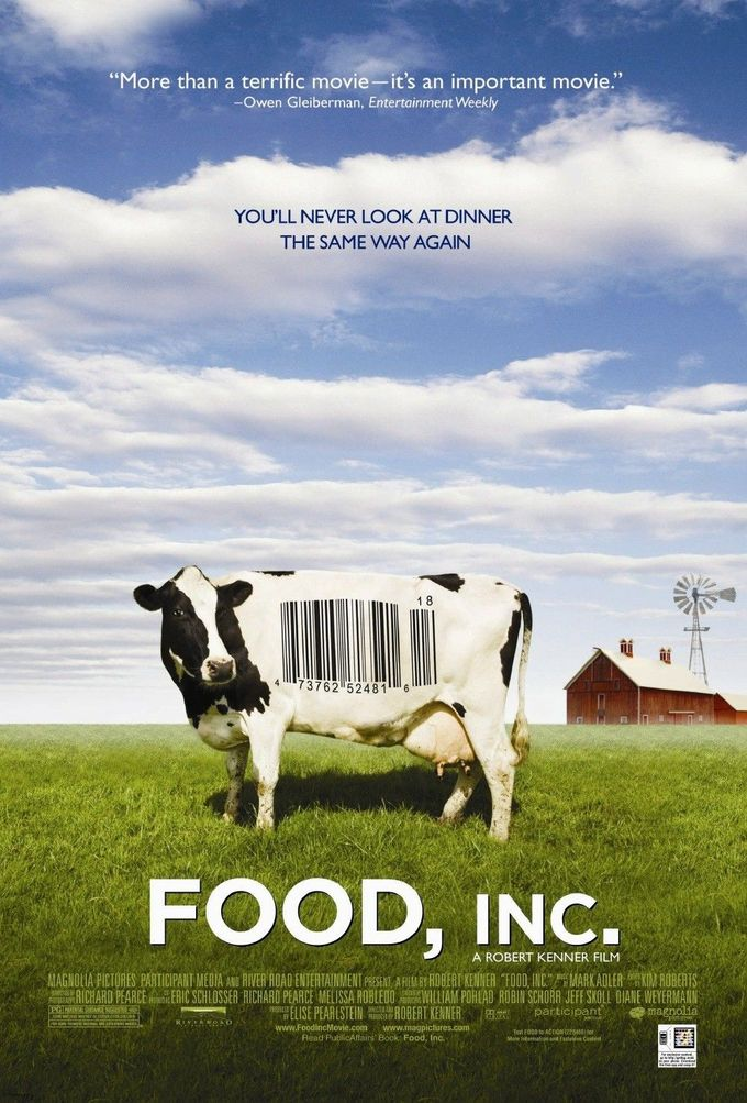 푸드 주식회사 (Food, Inc., 2009)