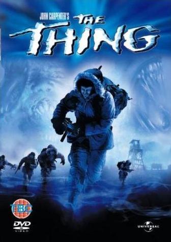 괴물 (The Thing, 1982)