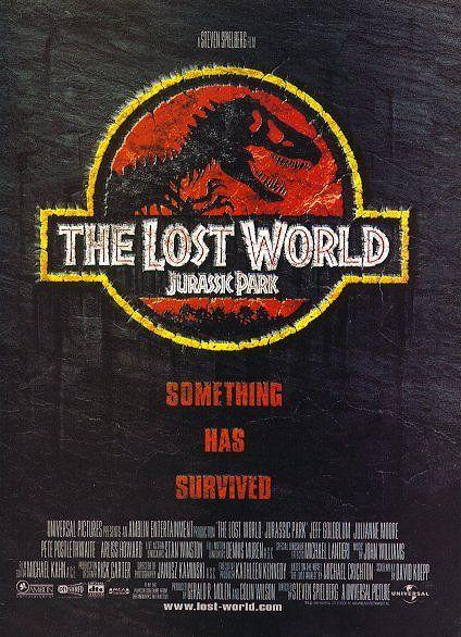 쥬라기 공원 2 - 잃어버린 세계 (The Lost World : Jurassic Park, 1997)