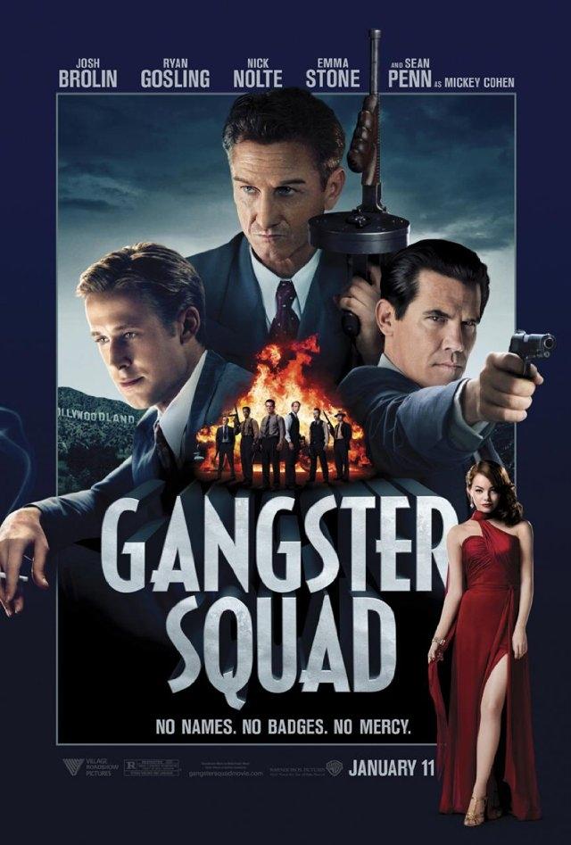 갱스터 스쿼드 (The Gangster Squad, 2013)