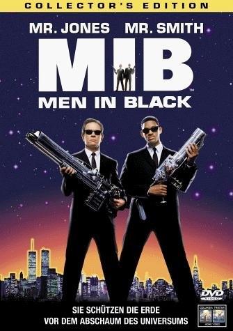 맨 인 블랙 1 (Men In Black, 1997)