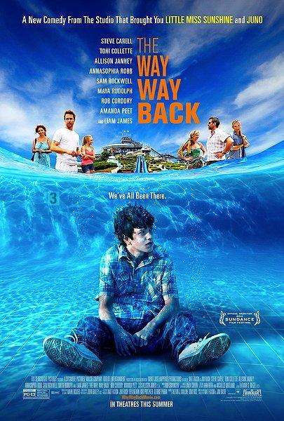 더 웨이, 웨이 백 (The Way, Way Back, 2013)