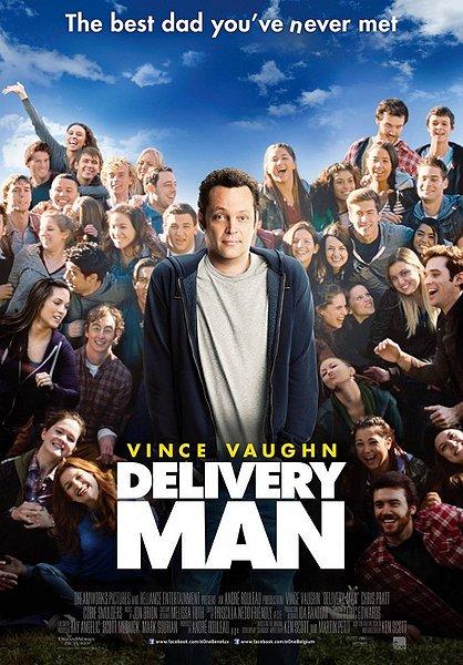 딜리버리 맨 (Delivery Man, 2013)
