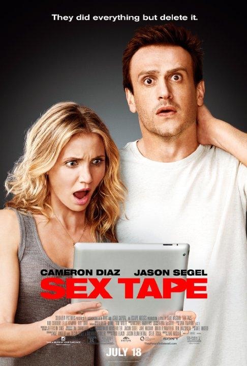 S테이프 (Sex Tape, 2014) (+19)