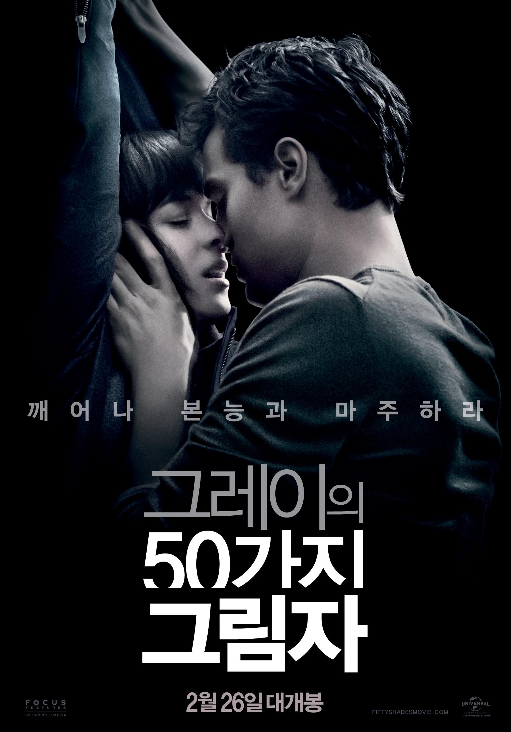 그레이의 50가지 그림자 (Fifty Shades of Grey, 2015)