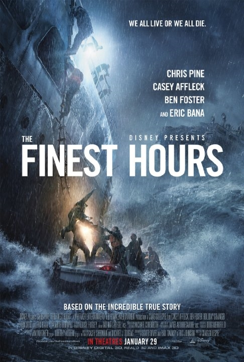 파이니스트 아워 (The Finest Hours, 2016)