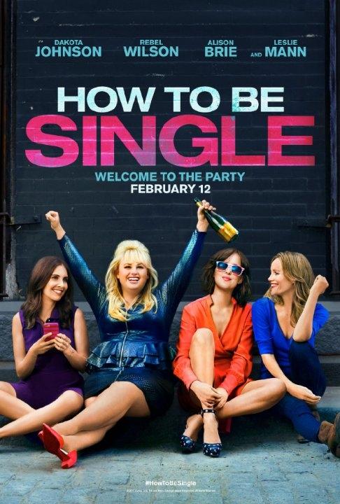 하우 투 비 싱글 (How To Be Single, 2016)