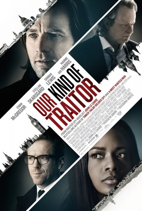 트레이터 (Our Kind of Traitor, 2017)