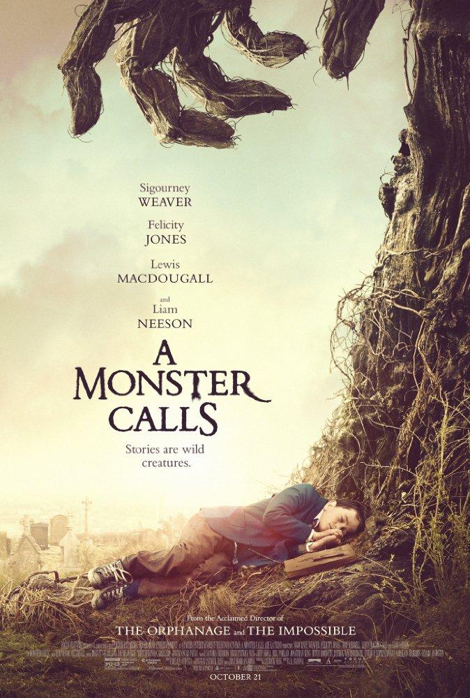 몬스터 콜 (A Monster Calls, 2016)