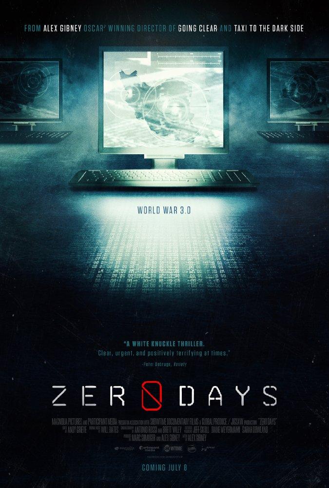 제로 데이즈 (Zero Days, 2016)