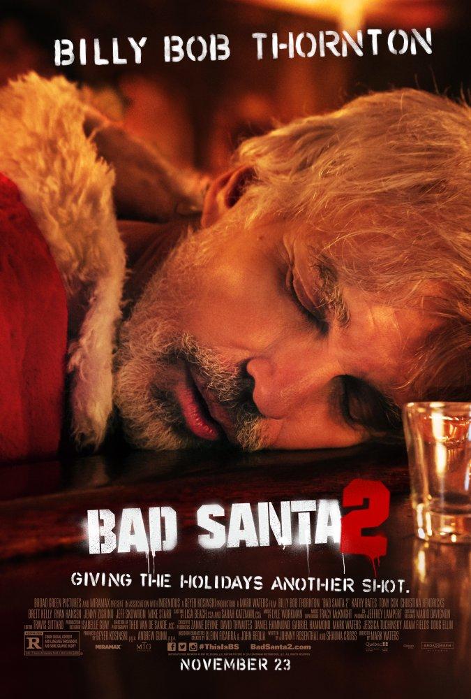 나쁜 산타 2 (Bad Santa 2, 2016)