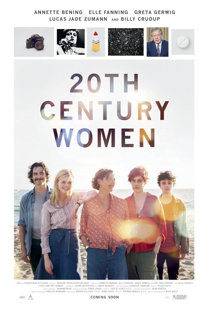 우리의 20세기 (20th Century Women, 2016)