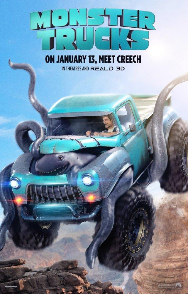 몬스터 트럭 (Monster Trucks, 2017)