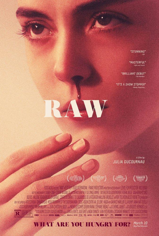 로우 (Raw, 2017)