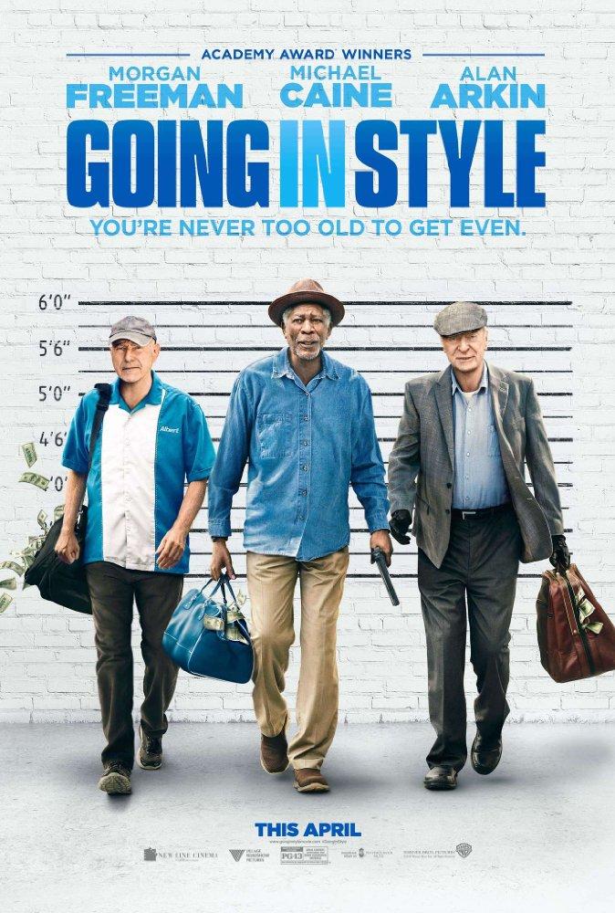 고잉 인 스타일 (Going in Style, 2017)