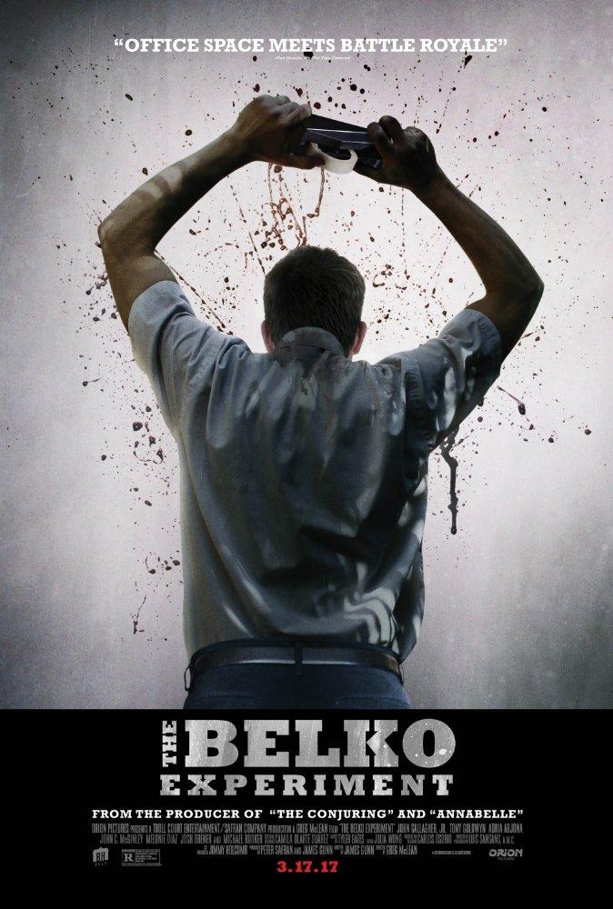 더 벨코 익스페리먼트 (The Belko Experiment, 2017)