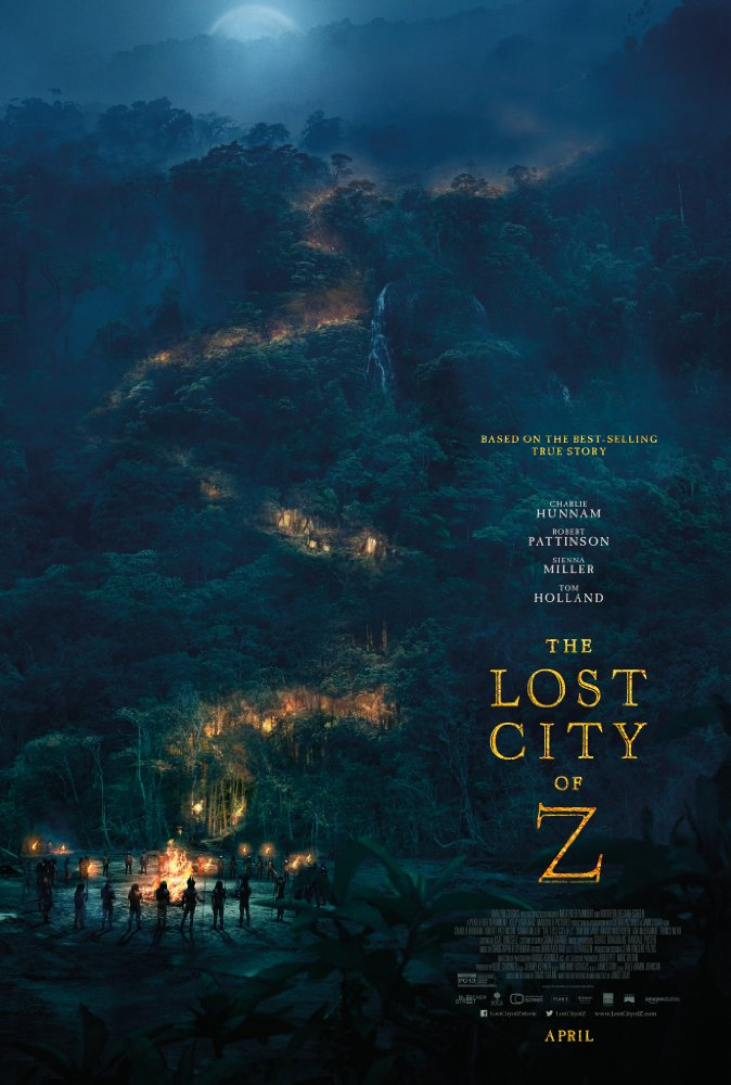 잃어버린 도시 Z (The Lost City Of Z, 2017)