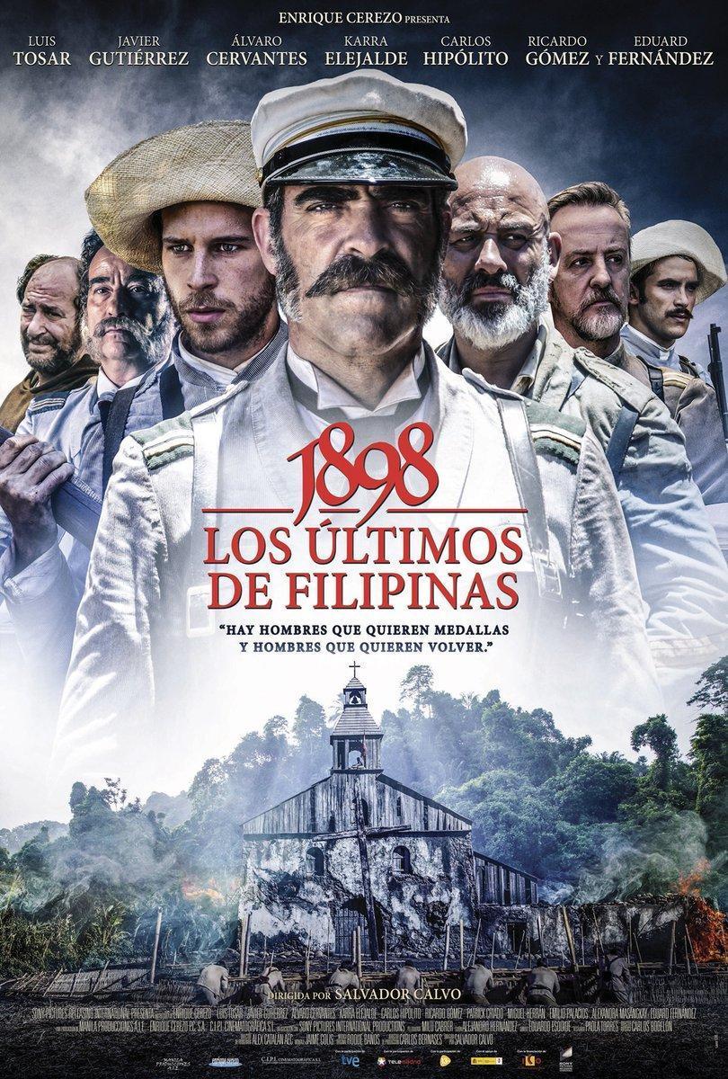 1898, 아워 라스트 맨 인 더 필리핀스 (1898, Our Last Men in the Philippines, 2016)