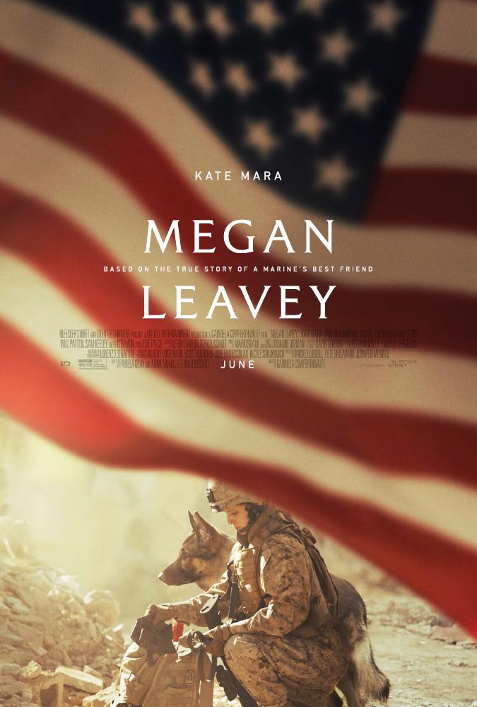 메건 리비 (Megan Leavey, 2017)