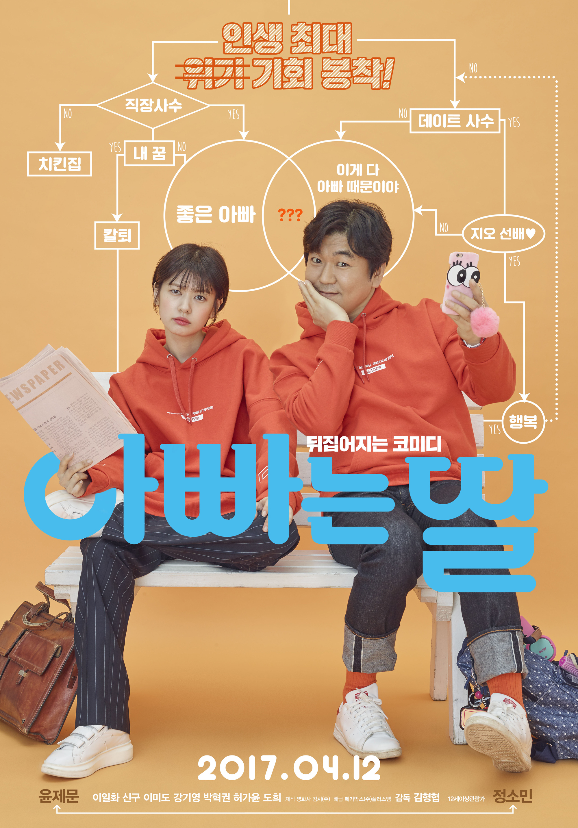 아빠는 딸 (Daddy You, Daughter Me, 2017)