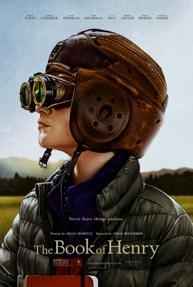 북 오브 헨리 (The Book of Henry, 2017)