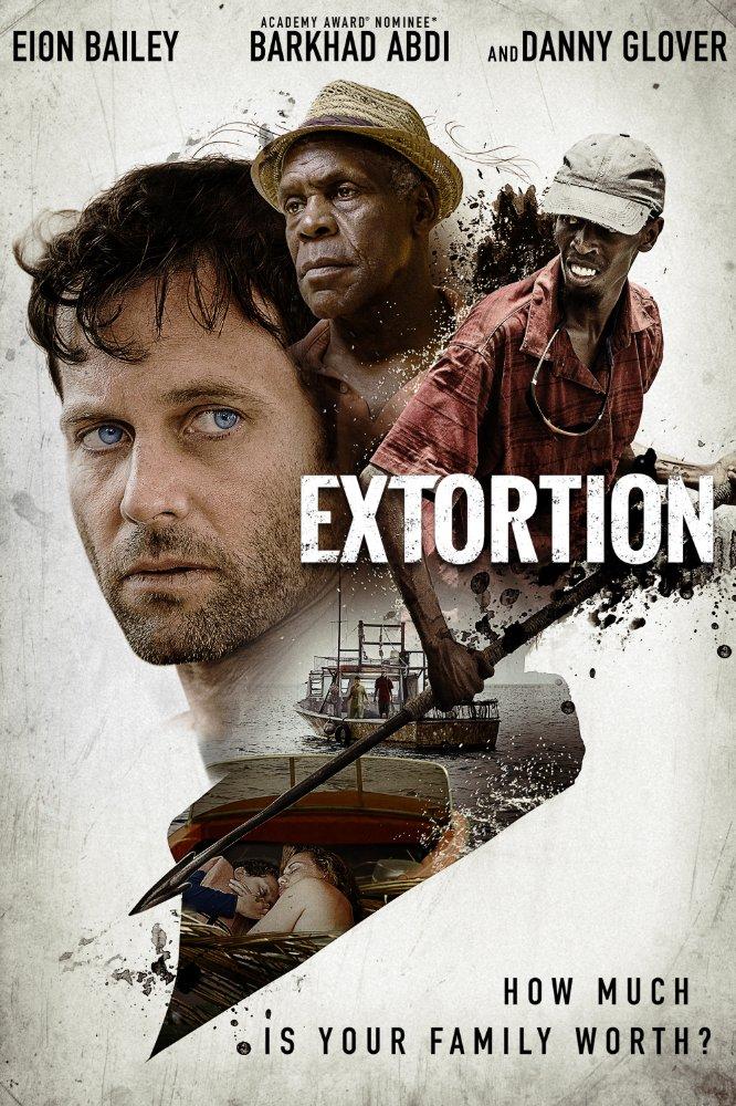 익스토션 (Extortion, 2017)
