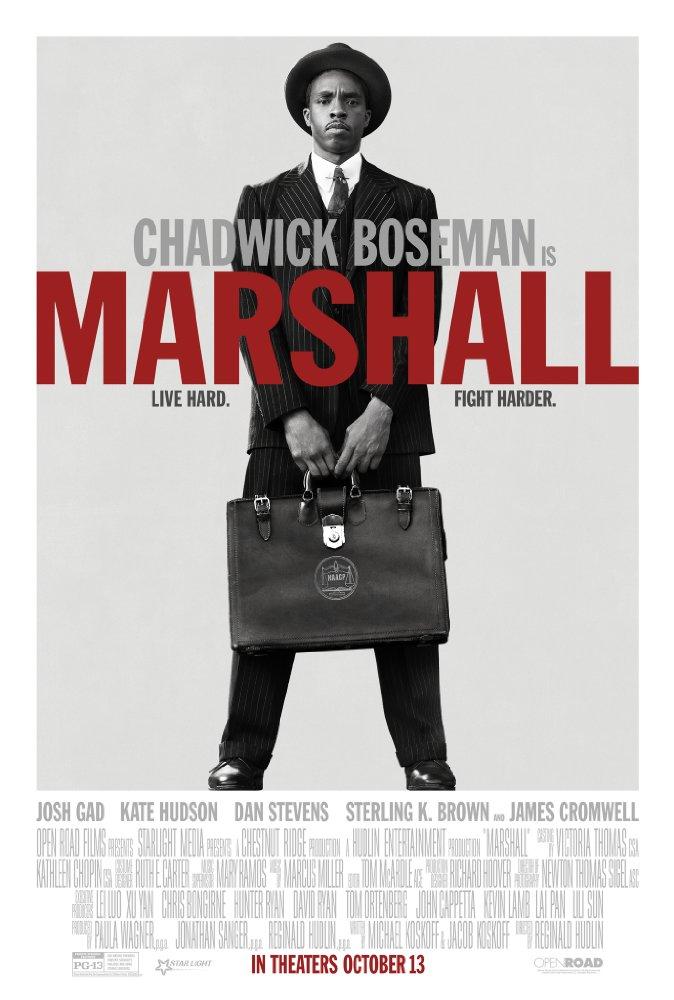 마셜 (Marshall, 2017)