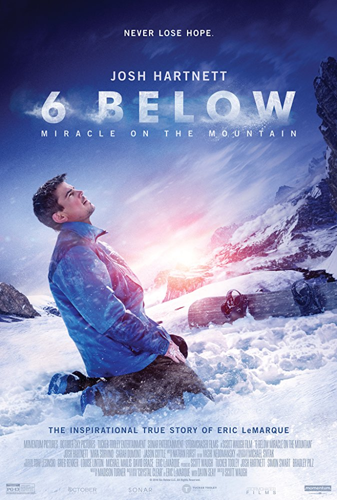 식스 빌로우 (6 Below : Miracle on the Mountain, 2017)
