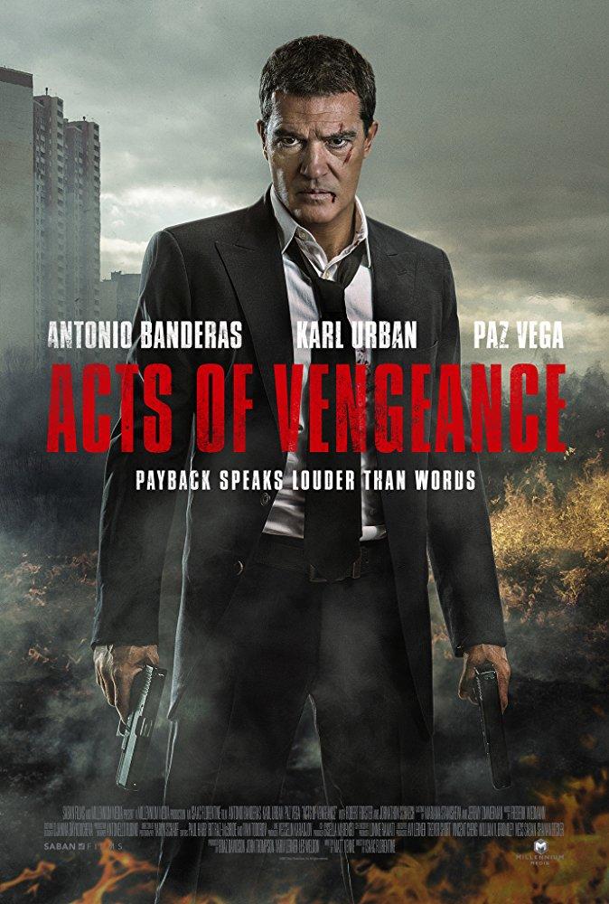 액츠 오브 벤젠스 (Acts of Vengeance, 2017)