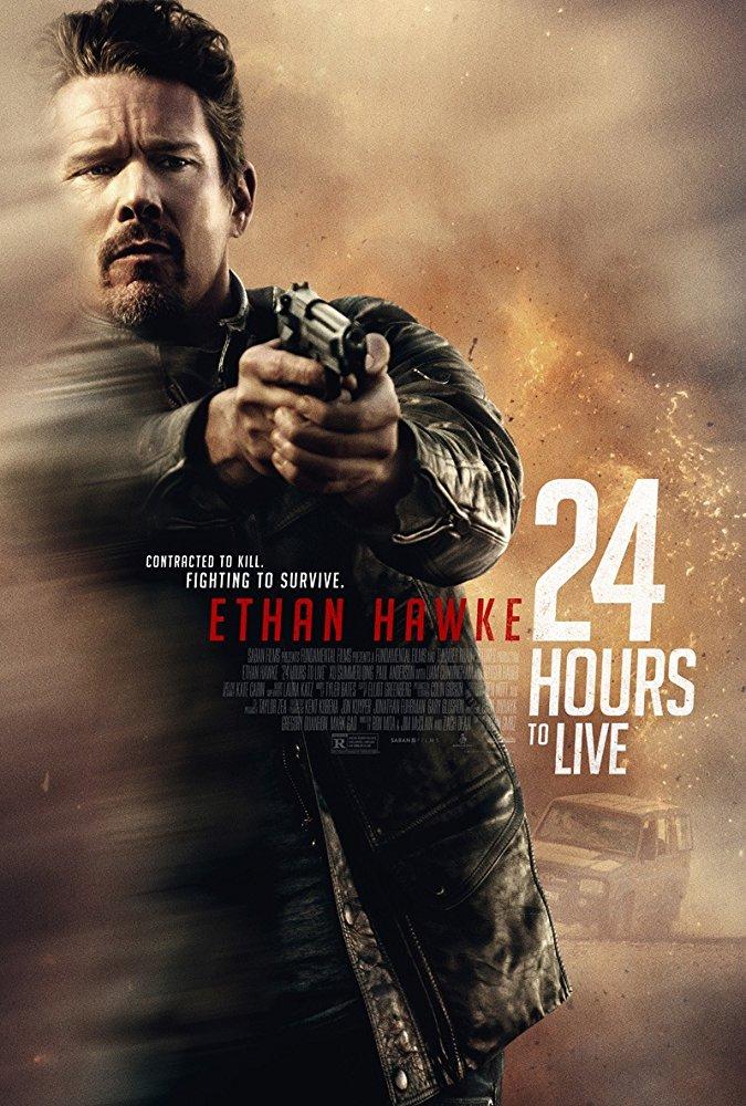 24 아워즈 투 라이브 (24 Hours to Live, 2017)