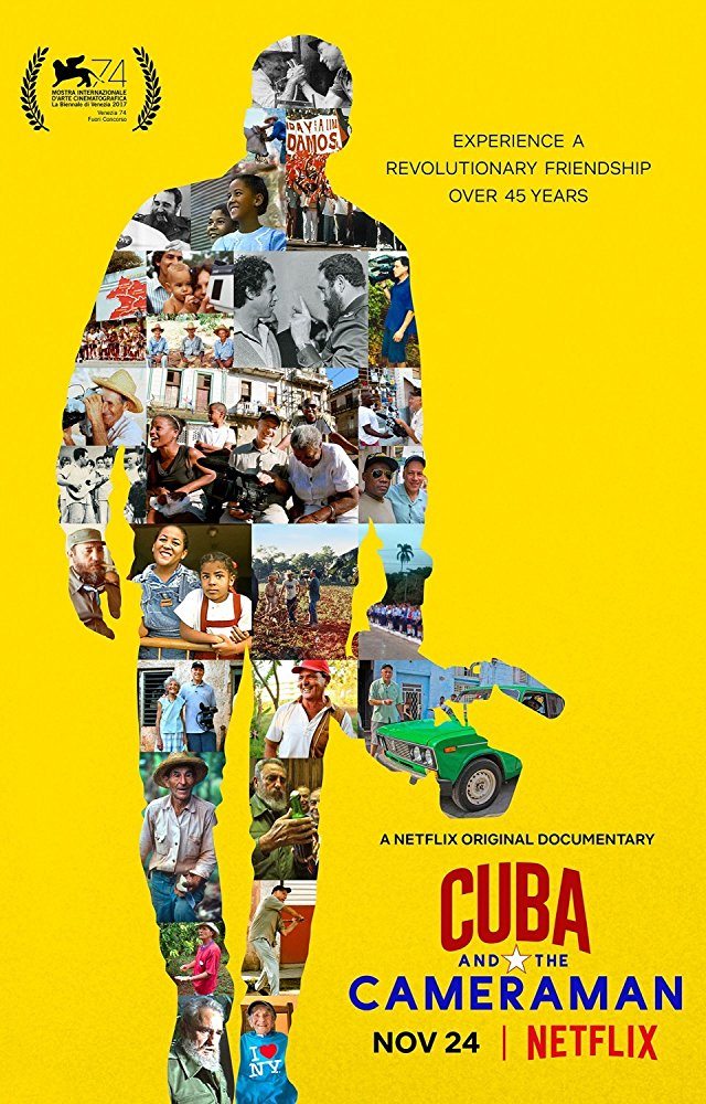 쿠바 앤 더 카메라맨