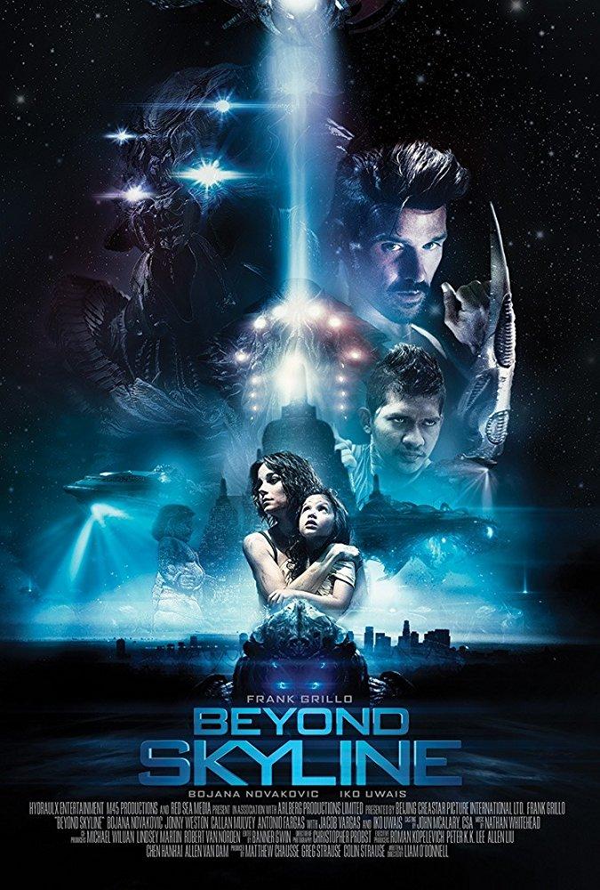 비욘드 스카이라인 (Beyond Skyline, 2017)