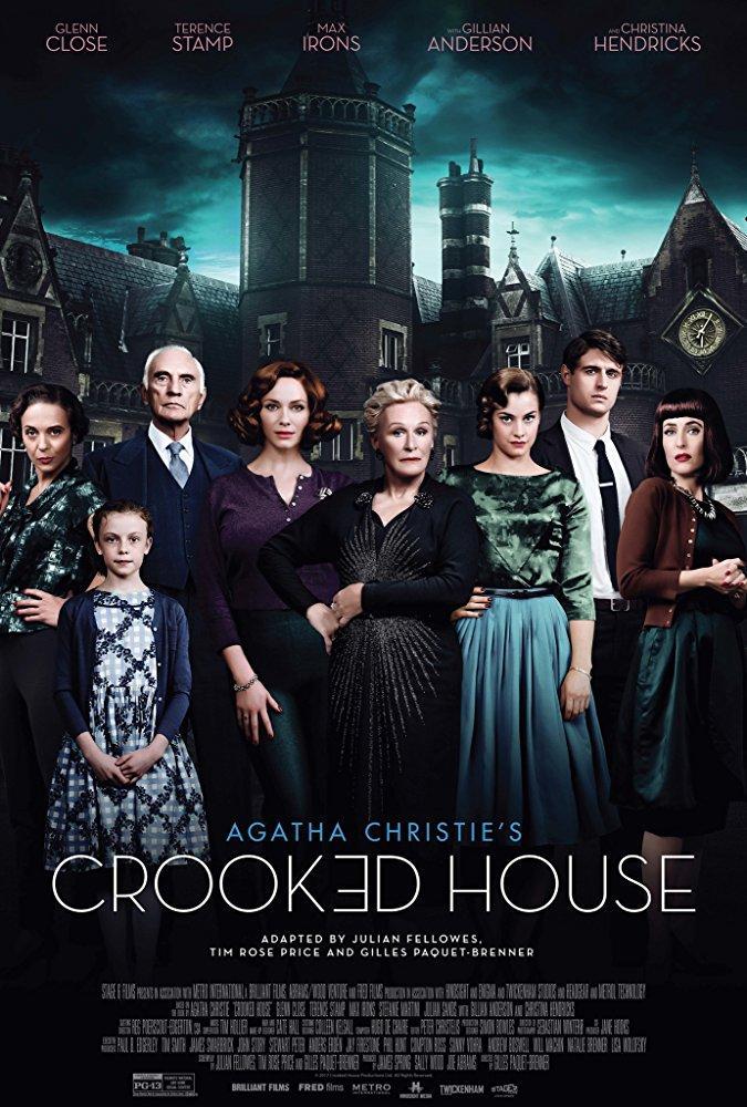크루키드 하우스 (Crooked House, 2017)