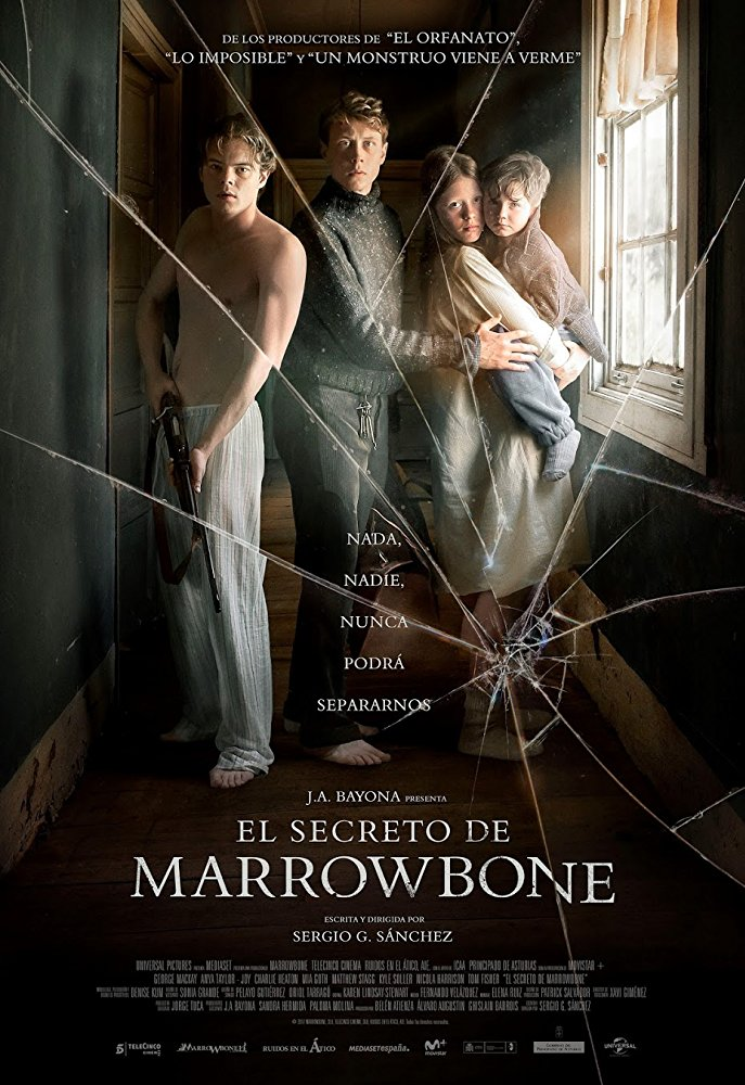 매로우본 (Marrowbone, 2017)