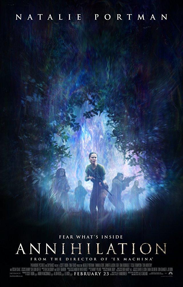서던 리치 : 소멸의 땅 (Annihilation, 2018)